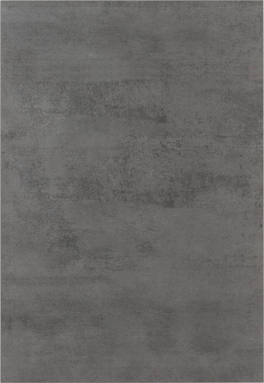 Façade Décor béton gris ardoise