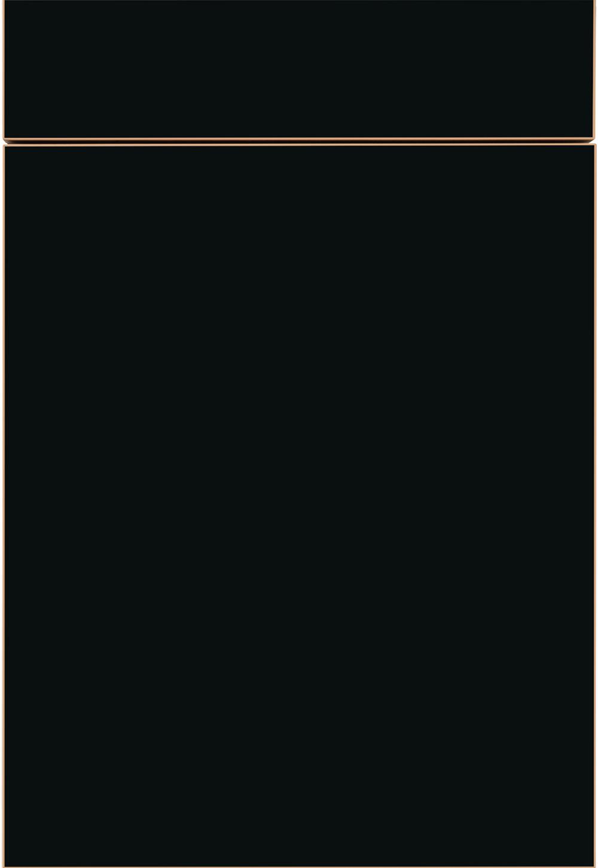 Façade Noir onyx mat AFP