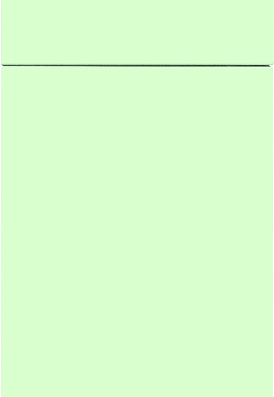 Façade Vert pastel satiné