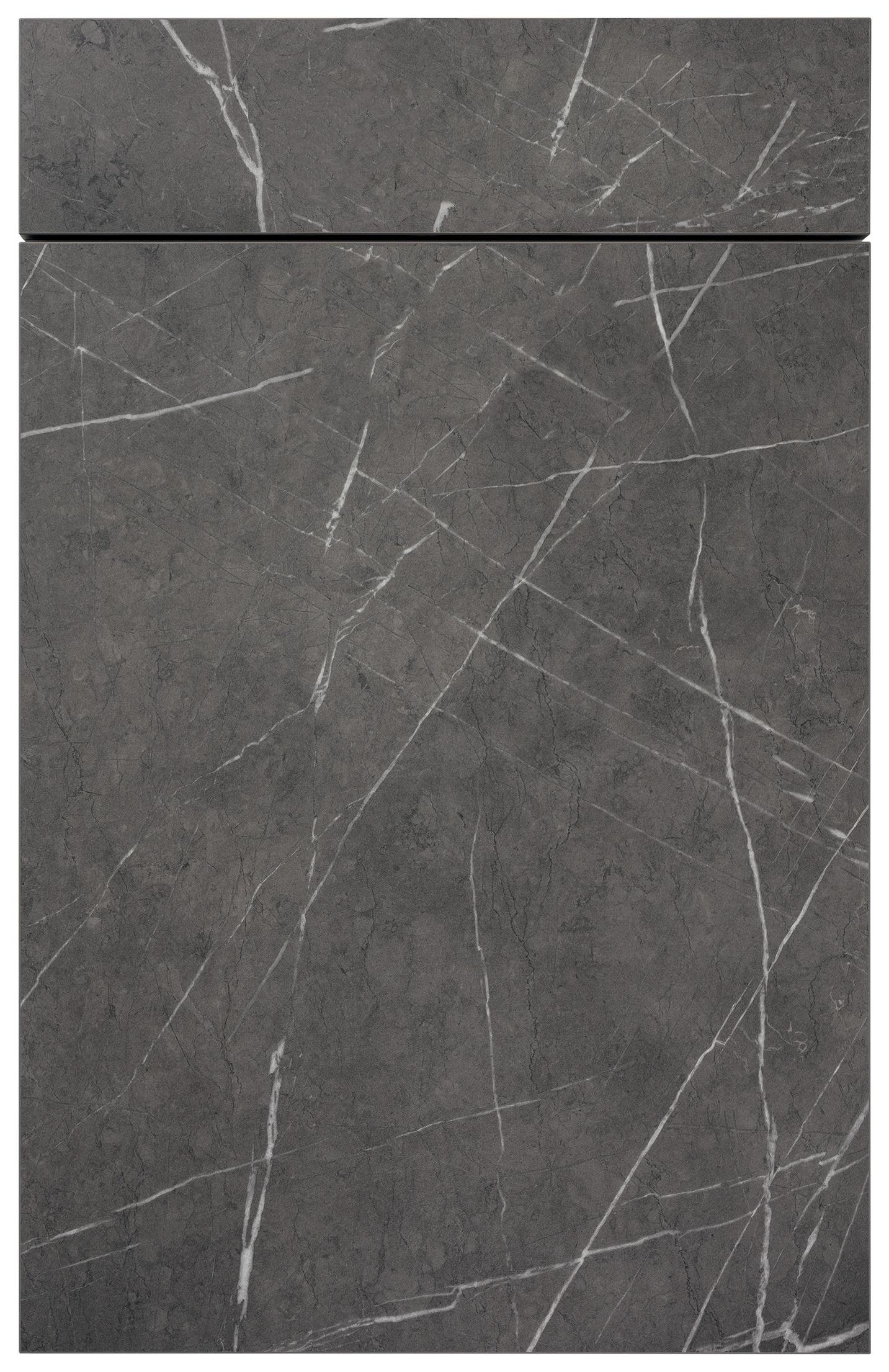 Façade imitation marbre Scuro