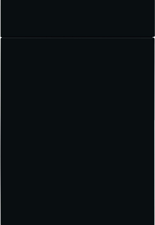 Façade Noir onyx mat soyeux