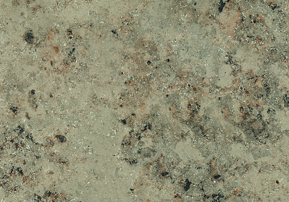 Imitation marbre du Jura beige